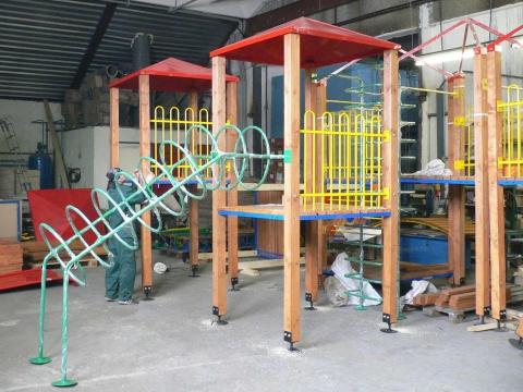 Детские площадки требования к оснащению