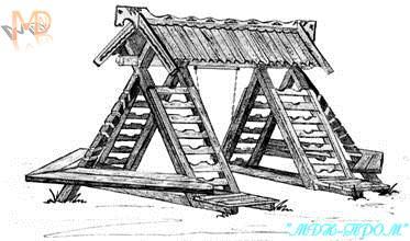Качели Пирамида